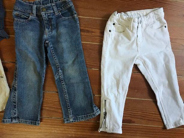 Calças e calções RALPH LAUREN, BENETTON, GAP dos 18 meses aos 8 anos