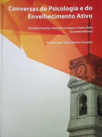 Livro Conversas Psicologia e Envelhecimento Activo