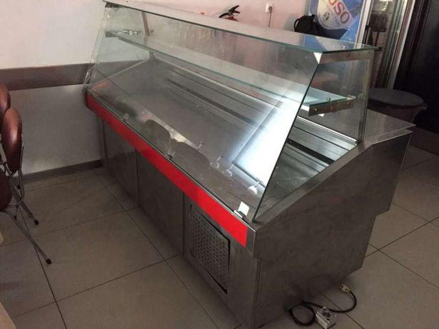 Vitrine frigorífica