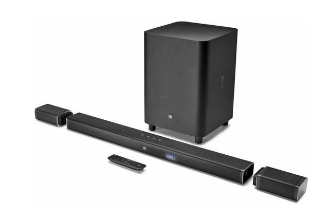 Soundbar JBL Bar 5.1 HDMI Bluetooth 4K