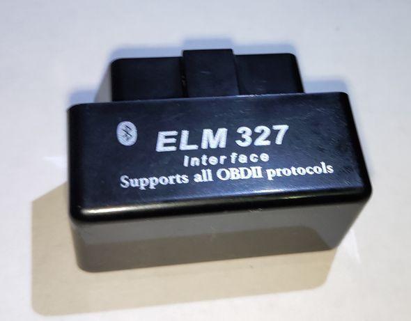 Автомобильный Bluetooth-сканер ELM327 V1.5 PIC18F25K80 OBD2