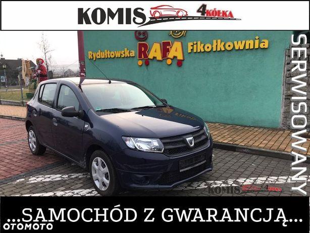 Dacia Sandero 1,2 Benzyna Klimatyzacja Bardzo zadbana