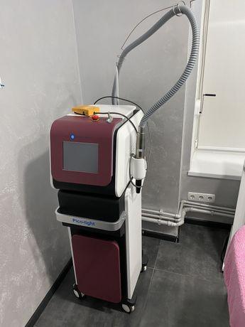 Лазер для удаления татуировок Pico-Light 10, карбоновый пилинг