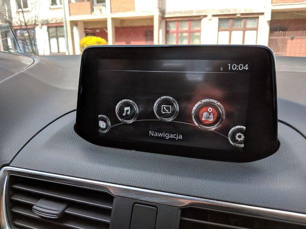Mazda MZD Connect JĘZYK POLSKI NAVI konwersja USA - Europa MAPY 2020