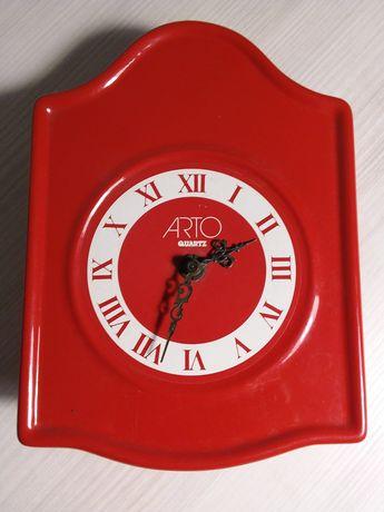 Zegar ścienny Fajansowy
