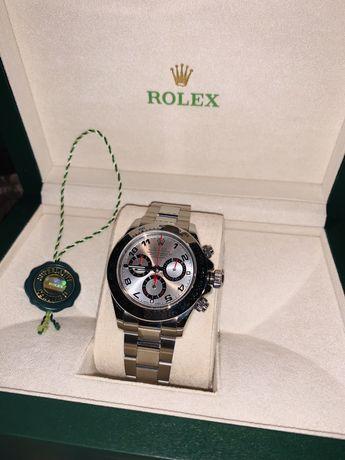 Rolex Daytona 116509 NF SS 904L Silver Dial Swiss 4130 V4