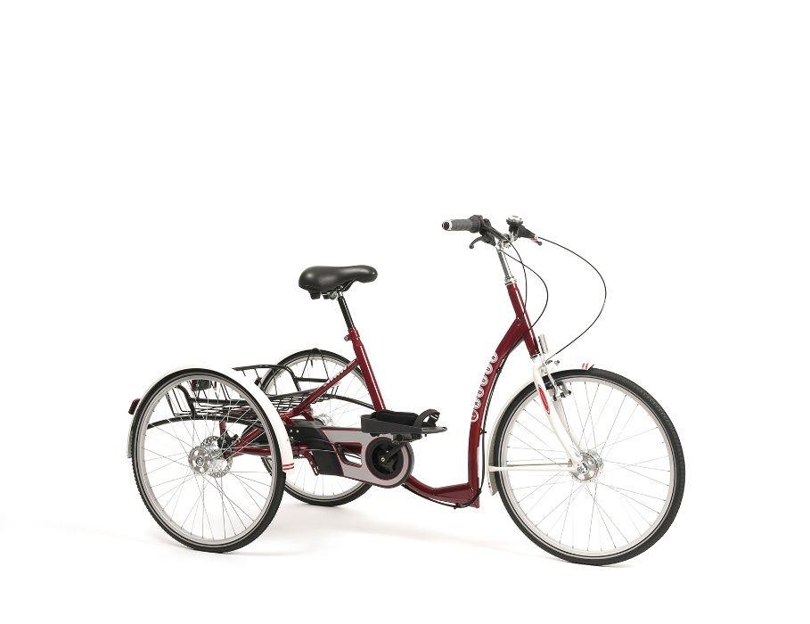 LAGOON rower trójkołowy rehabilitacyjny dla dorosłych Łódź - image 1