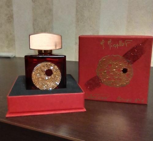 M.Micallef Collection Rouge No1,Chanel Allure Sensuelle,Gabrielle