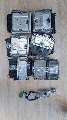 Блок bsi,блок управління,комплекти з чипом,бензин дизель.