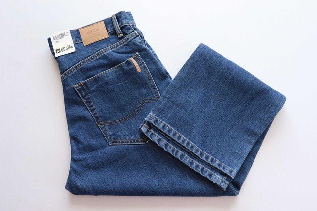 Nowe męskie spodnie jeansy Big Star W34 L30 z metkami PLAYER NEW 084