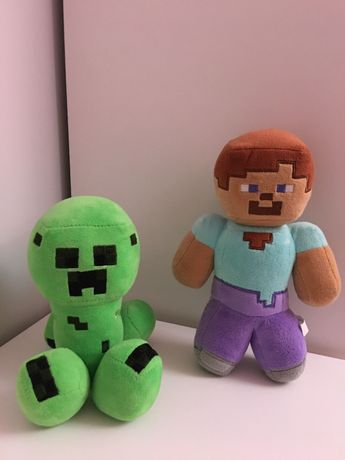 Minecraft - maskotki