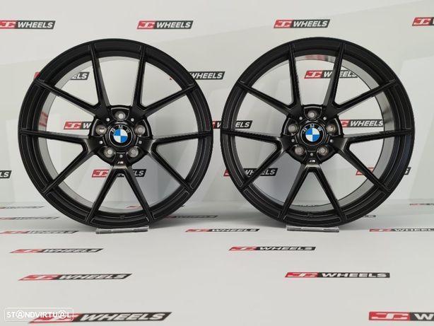 jantes BMW M4 CS em 19 5x120 matte black