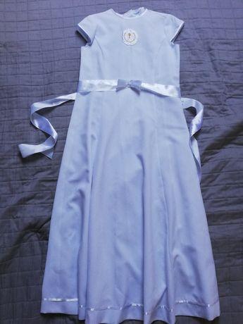 Sukienka Alba na komunię. Rozmiar 152/158