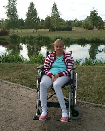 Pomoc dla niepełnosprawnej Magdy