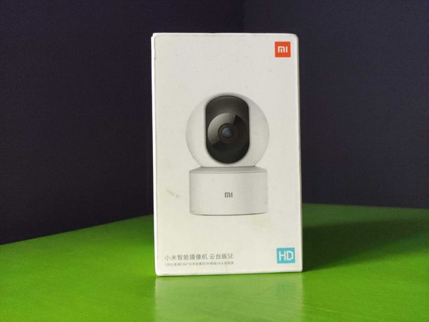 Поворотная Wi-Fi камера Xiaomi Mi Smart Camera PTZ Version Радионяня