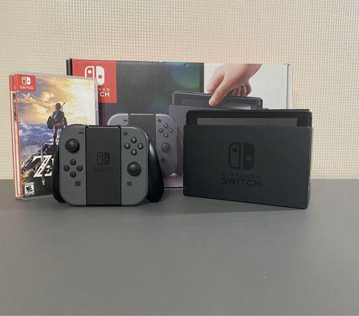 Nintendo Switch+Zelda,Mario,Diablo+64gb