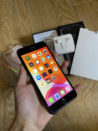 Продам iPhone 7 Plus 128GB Jet Black Полный комплект