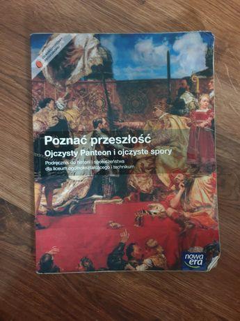 """Podręcznik """"Poznać przeszłość ojczysty Panteon i ojczyste spory"""""""