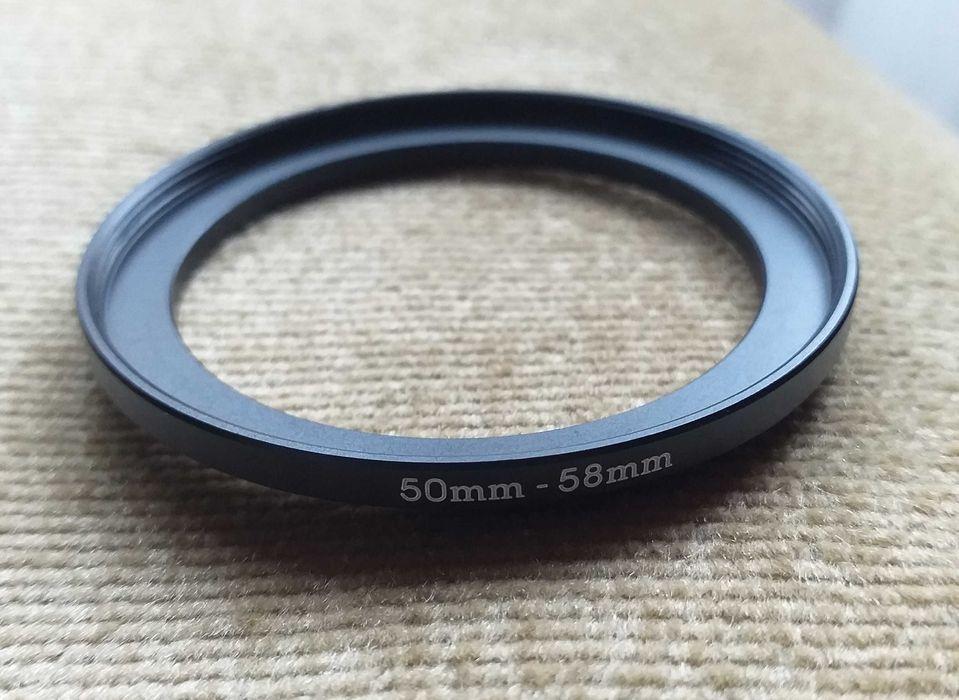 ring (anel adaptador) 50mm to 58 mm Vila do Porto - imagem 1
