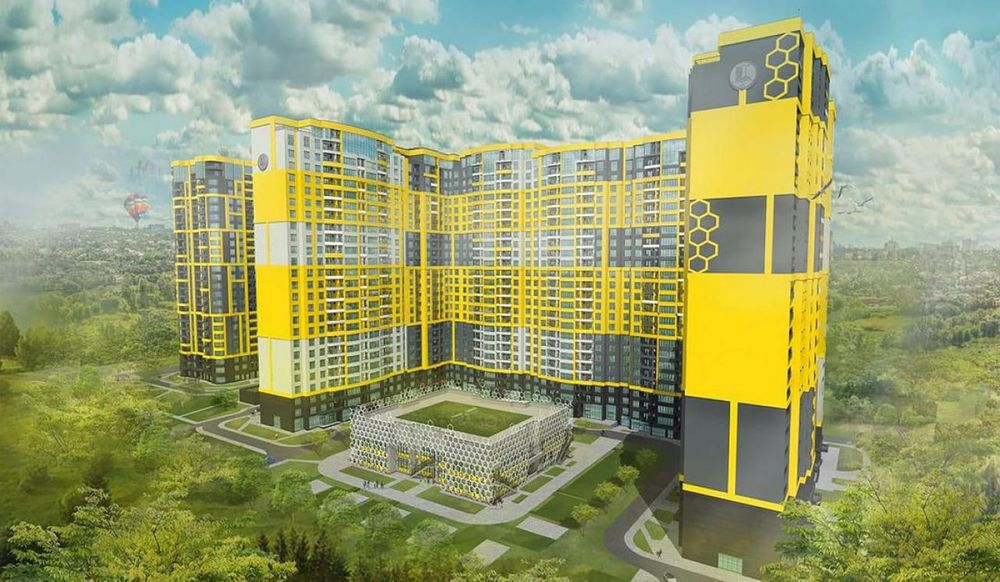 2к квартира ЖК Медовый без комиссии Киев - изображение 1