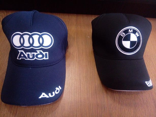 Кепки з логотипами авто