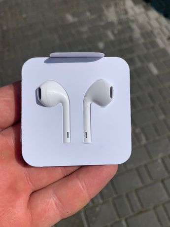 Навушники EarPods  айфон iPhone 7 8 x 11 XS plus max pro
