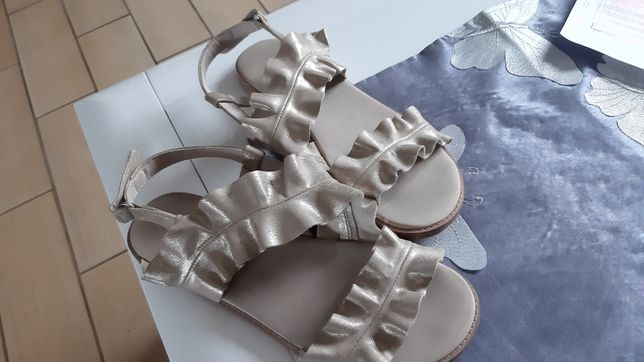 Sandalki Zara 36 J.nowe