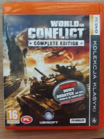 World in Conflict + Wolrd in Conflict: Soviet Assault [PC]