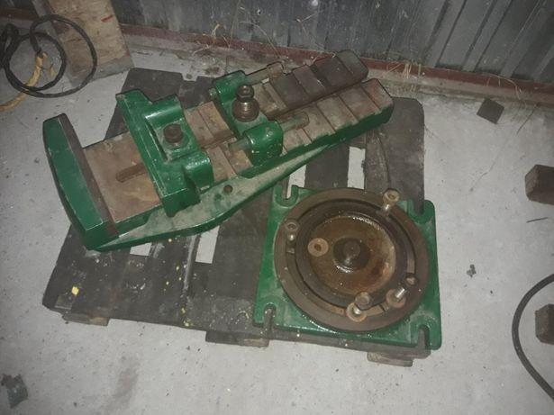 imadło maszynowe obrotowe duże waga około 150 kg