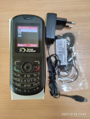 CDMA телефон Alcatel OT-203C