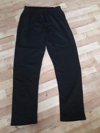 Spodnie dresowe dresy  nowe meskie czarne M