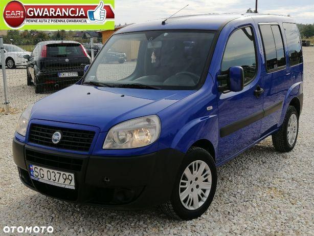 Fiat Doblo 1.3jtd / 1 Wł Od Nowości / 160 Tyś / Serwis /