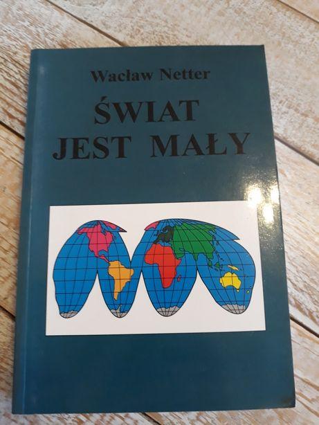 Świat jest mały. Wacław Netter