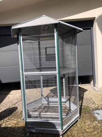 Viveiro/gaiola para pássaros