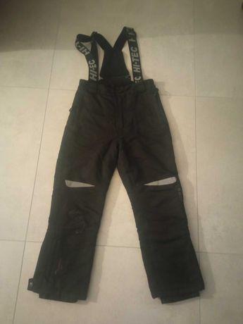 Spodnie narciarskie HI-TECH rozmiar 122