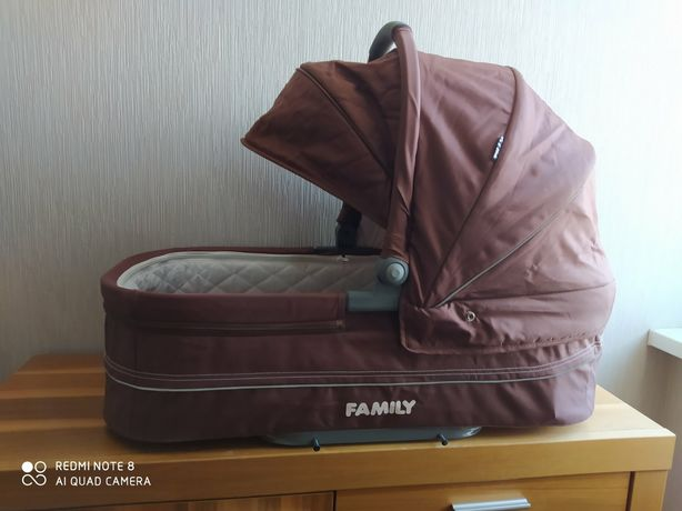 Дитяча коляска Tilly Family 2 в 1 (з дефектом)