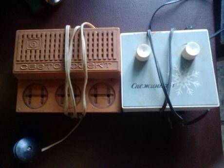 Переключатель-реле электрогирлянды
