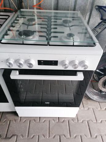 Kuchenka gazowo elektryczna beko