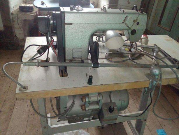 Maquina costura industrial Durkopp Adler 271, Trifásica