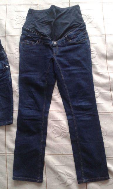 Spodnie ciążowe 38 c&a