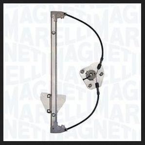 Elevador vidro porta traseira direita mazda 3