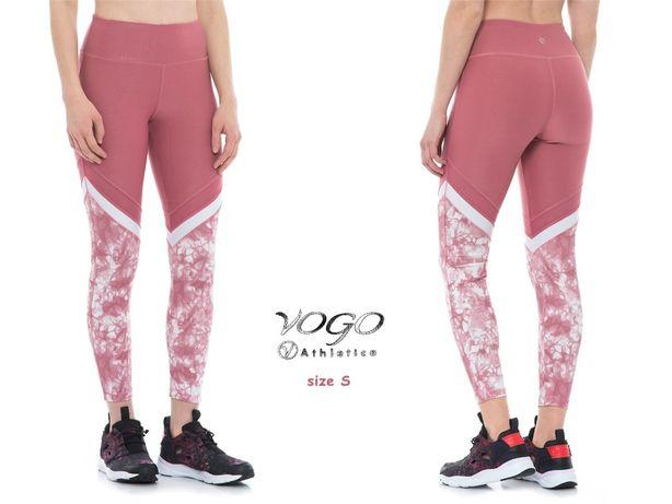 Лосины легинсы для фитнеса Vogo Color-Block