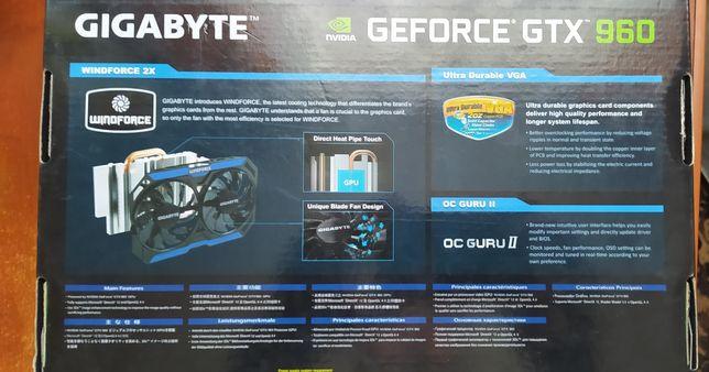 Geforce GTX 960 Карта