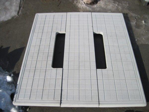 Противоусадочные плиты под памятники. Розница . Опт