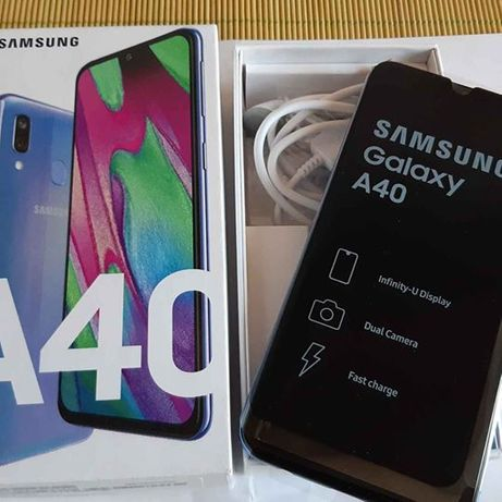 Smartfon Samsung Galaxy A40