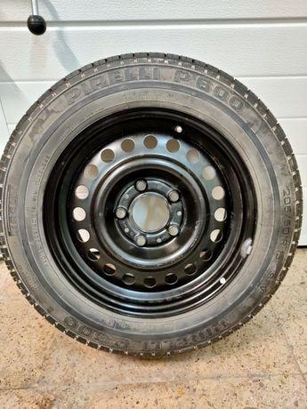 Roda suplente VW 15 furação 5x100