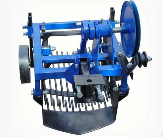 Картофелекопатель механичский двухэксцентриковый (КК8)