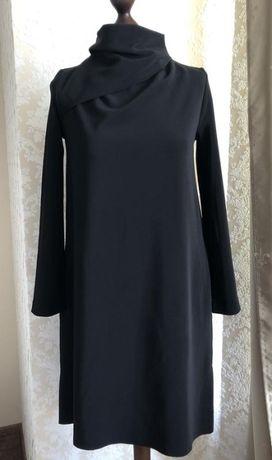Платье cos, оригинальное чёрное