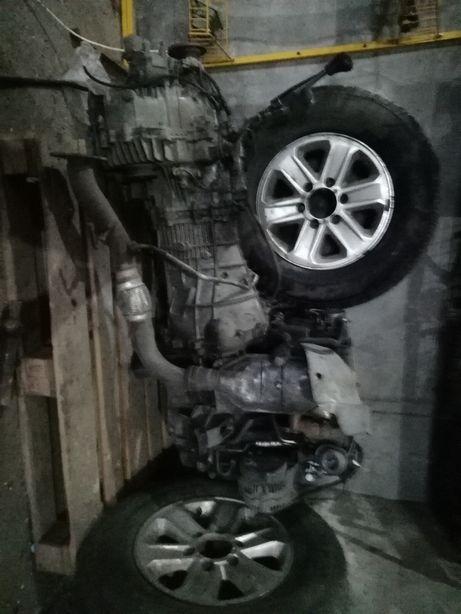 Двигатель опель фронтера 2003