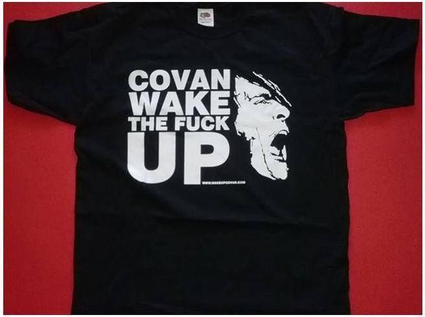 Koszulka Wake Up Covan